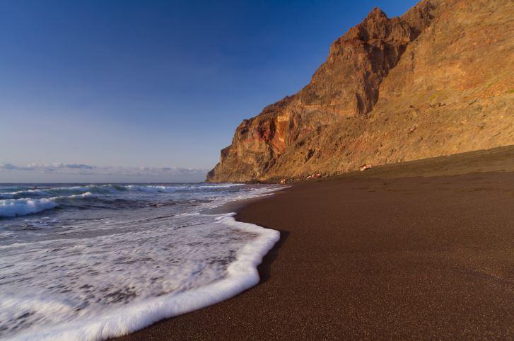 Canaries Valle Gran Rey La Gomera