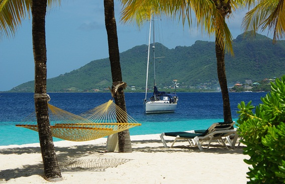 Grenadines - Palm Island
