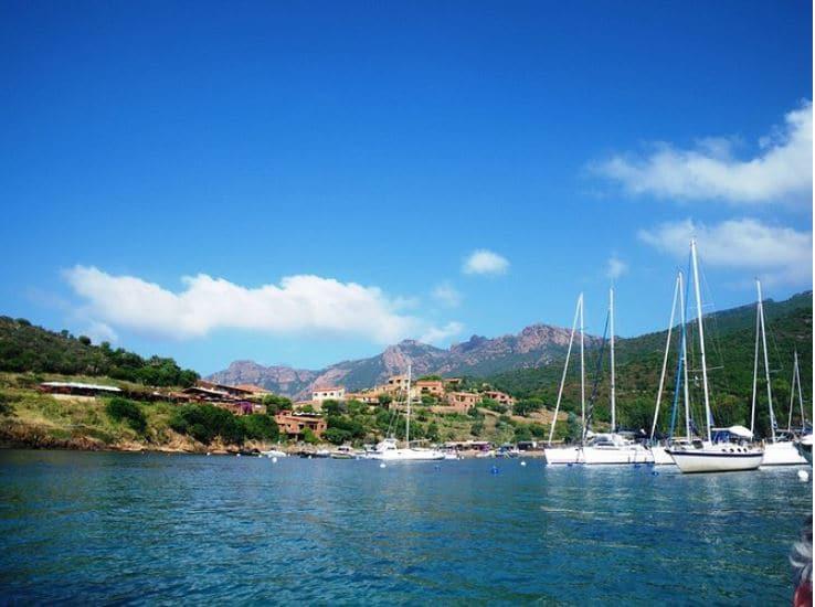 Croisiere en Corse - Girolata