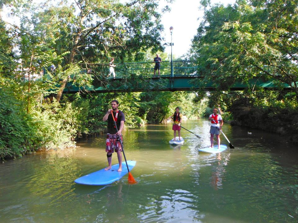 stand-up paddle joinville-le-pnt