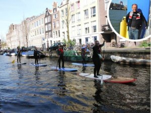 weekend paddle a amsterdam