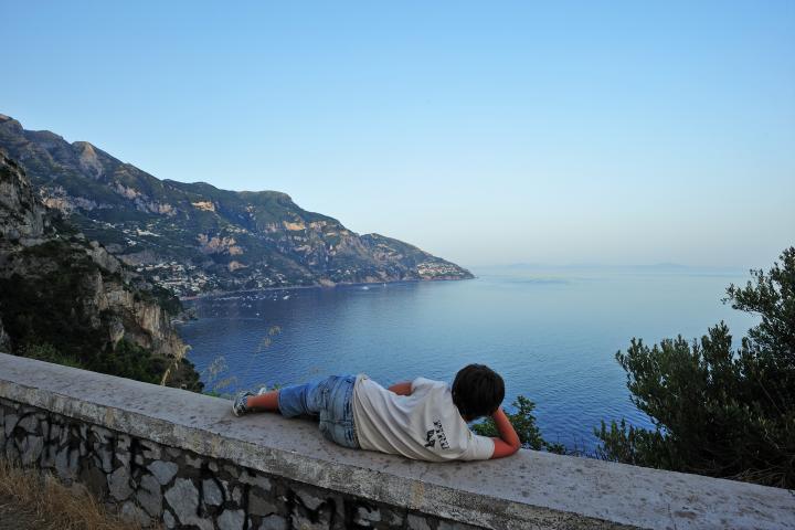 Baie de Naples côte Amalfitaine