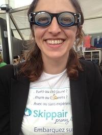 Les lunettes boarding ring contre le mal de mer