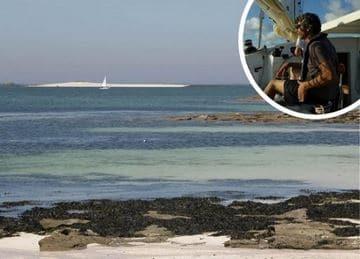 Croisière avec skipper en Bretagne Sud