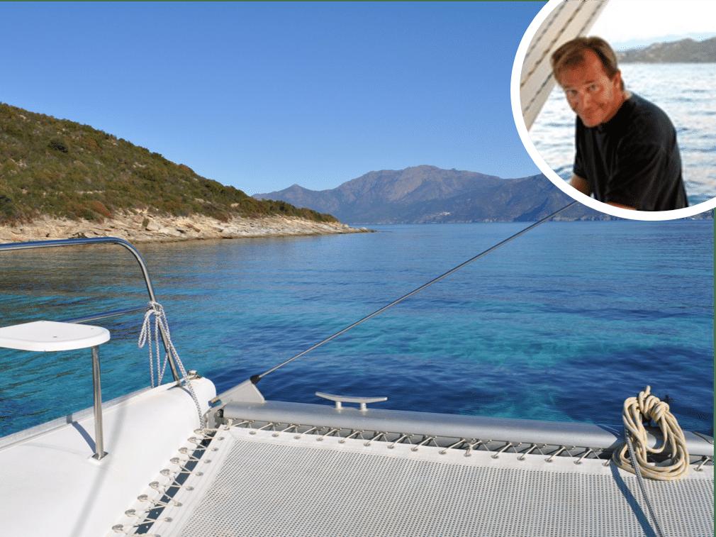 Vignette croisiere en Corse avec William
