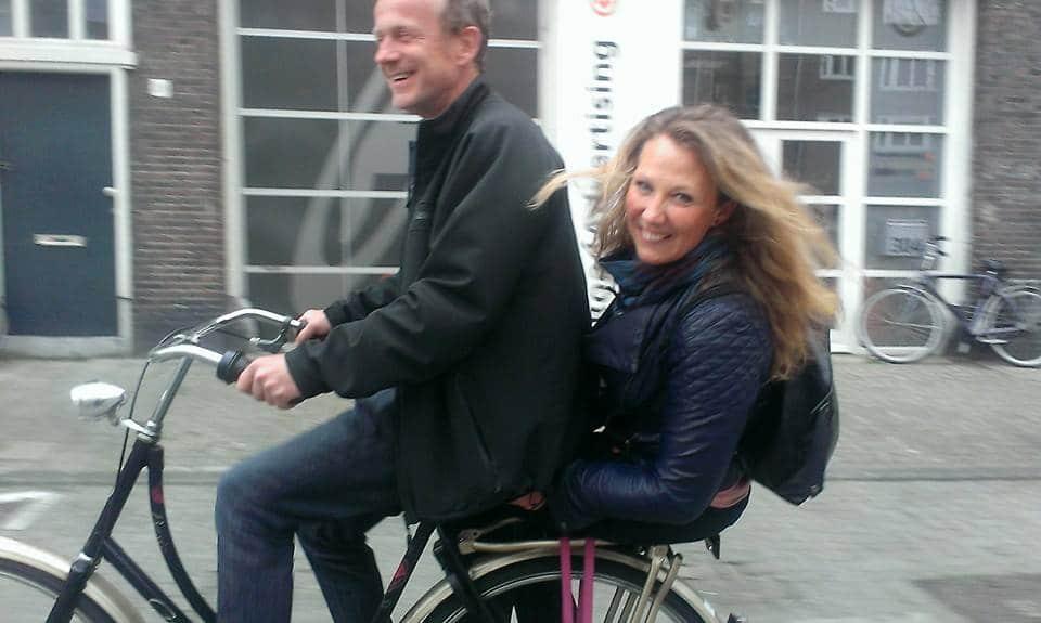 Week-end SUP a Amsterdam - Promenade en velo