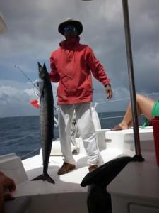Alain vous cuisinera des petits plats traditionnels à base de fruits de mer