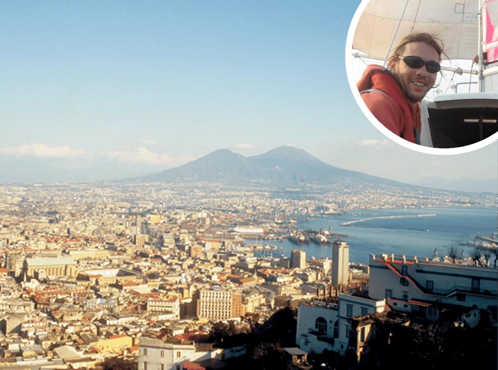 Voile en Baie de Naples cote Amalfitaine