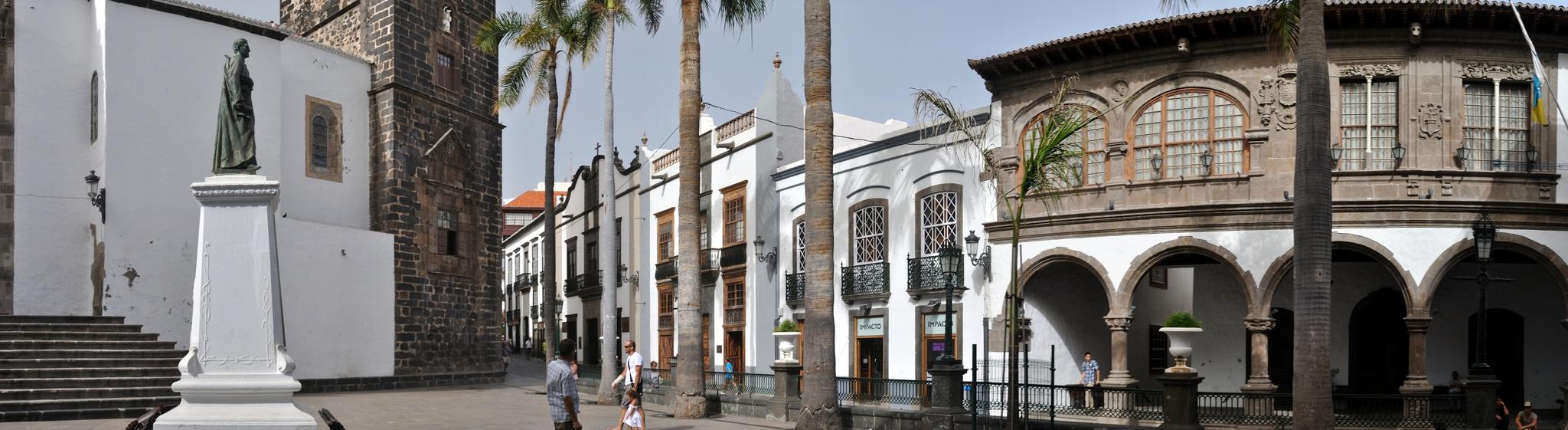Rue de Santa Cruz de la Palma