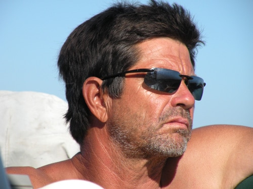 Skipper catamaran croisiere voilier en Corse