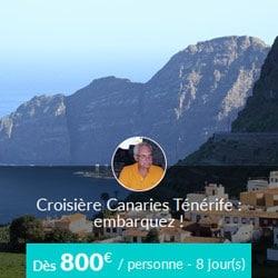 Miniature de l'offre de croisière Skippair en voilier aux Canaries avec Eddy et ses collègues