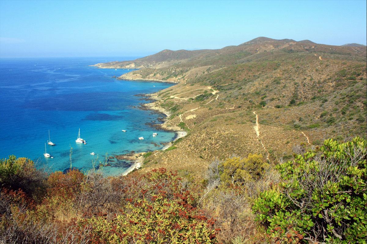 Agriates en Corse