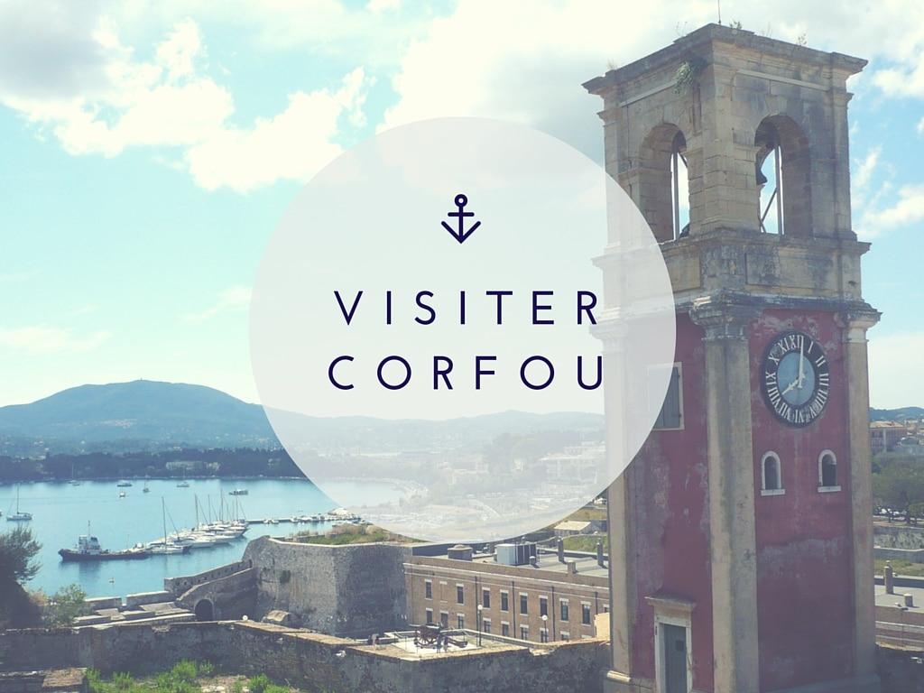 Visiter Corfou