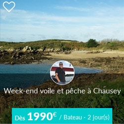 Miniature de l'offre de croisière Skippair voile et pêche à Chausey avec Erick