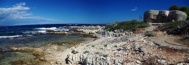Croisière Côte d'Azur : iles Lerins