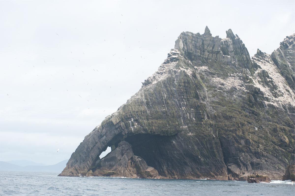 Les îles Skellig, en Irlande, sont pleines de surprises - Skippair