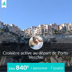 Miniature de l'offre de croisière Skippair avec Jean-Luc en Corse et Sardaigne au départ de Porto Vecchio