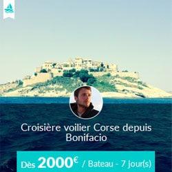 Miniature de l'offre de croisière Skippair avec Frédéric en Corse et Sardaigne à partir de Bonifacio