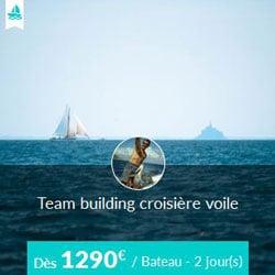 Miniature de l'offre de croisière Skippair avec Pascal pour le team-building