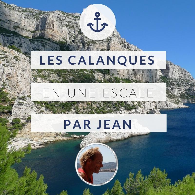 Mon escale préférée dans les calanques de Marseille, par Jean, skipper pro chez Skippair
