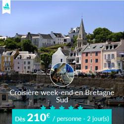 Miniature de l'offre de croisière Skippair avec Gilles en Bretagne sud