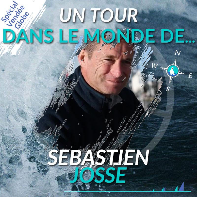 Un tour dans le monde de Sebastien Josse