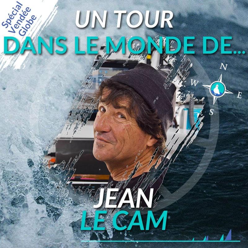 Un tour dans le monde de Jean le Cam