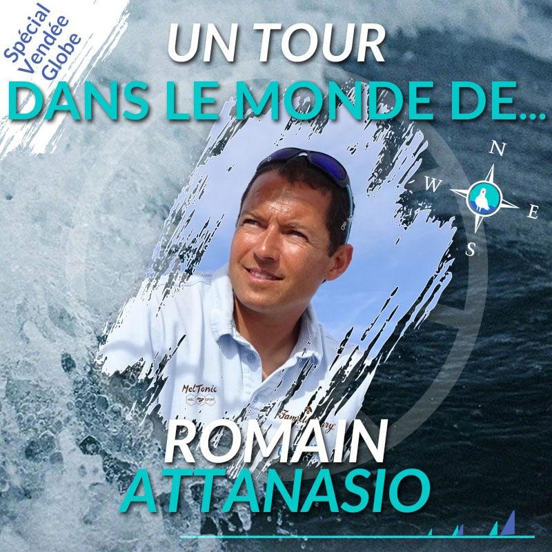 Un tour dans le monde de Romain Attanasio