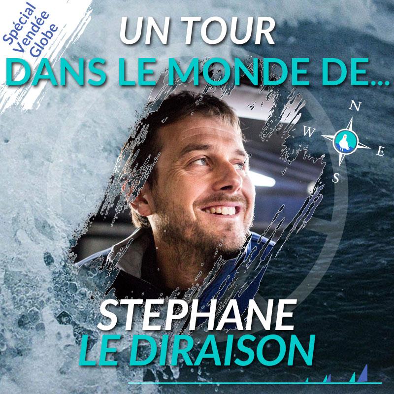 Un tour dans le monde de Stephane le Diraison