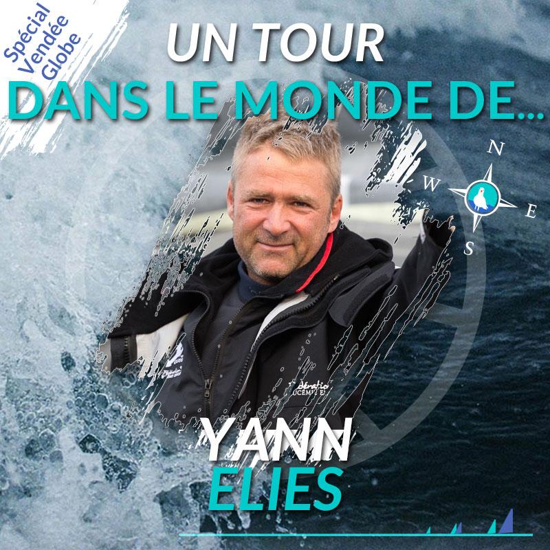 Un tour dans le monde de Yann Elies