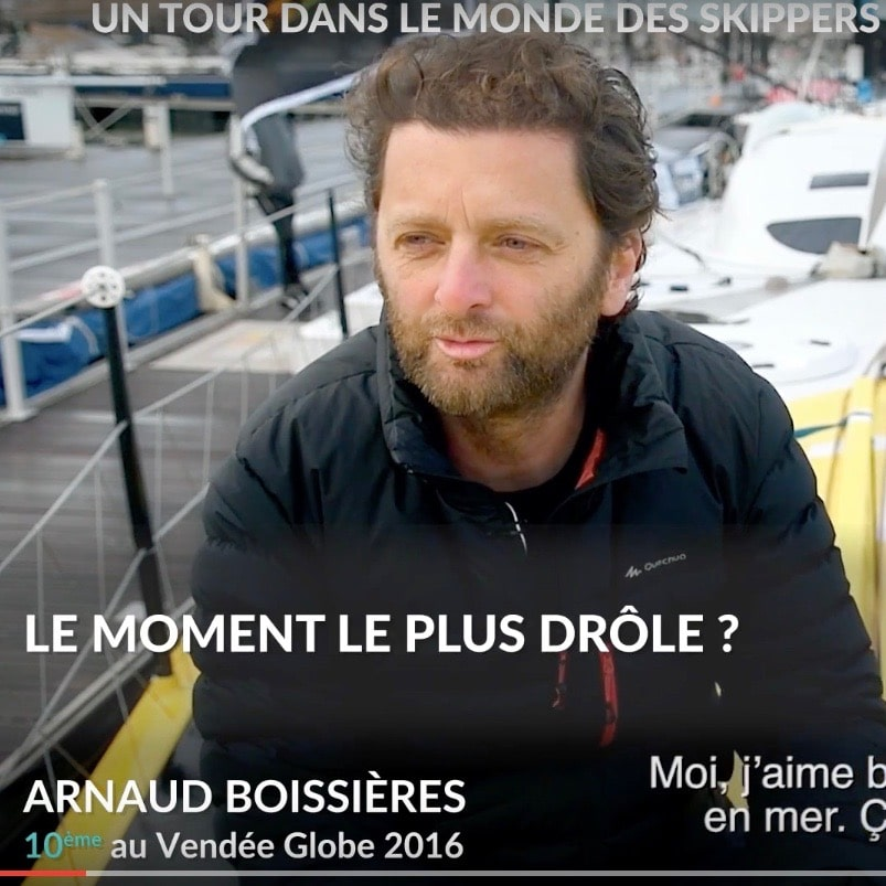 vendee globe moments drole