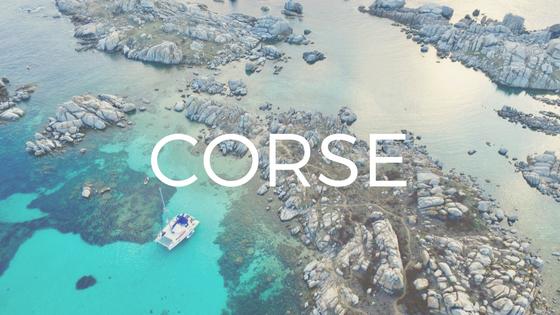 Partez en croisière en Corse