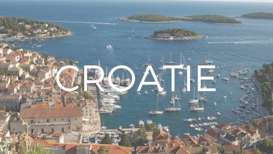Partez en croisière en Croatie